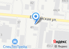 Компания «Север-Урал» на карте