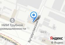Компания «Эксперт-Пневмо» на карте