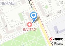 Компания «Строящийся жилой дом по ул. Новороссийская» на карте