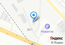 Компания «КШ» на карте