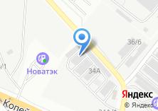 Компания «Garage74» на карте