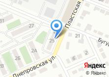 Компания «Бакшенов» на карте
