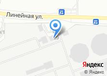 Компания «Тарком» на карте