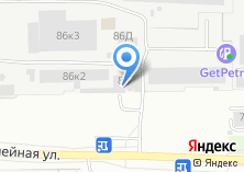 Компания «Империя авто» на карте