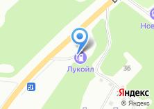 Компания «АЗС Лукойл Тракторозаводский район» на карте