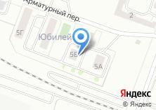 Компания «Строящийся жилой дом по ул. Арматурный пер» на карте