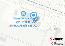 Компания «УралАвтоСервис» на карте