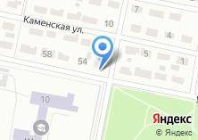 Компания «Керамзитовый завод» на карте