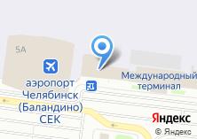 Компания «Коза» на карте