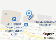 Компания «Радуга сувениров» на карте