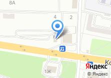 Компания «Ваш Стиль» на карте