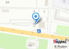 Компания «Майби» на карте