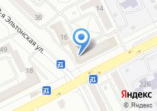 Компания «Белорусский трикотаж» на карте