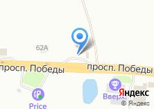 Компания «АЗС Tatoil» на карте