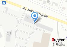 Компания «Кузовной ремонт грузовых машин» на карте