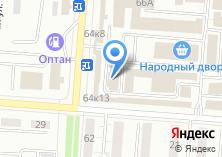 Компания «Реалстрой» на карте