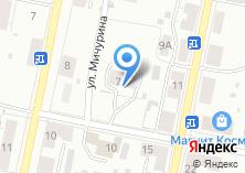 Компания «Трапеза» на карте