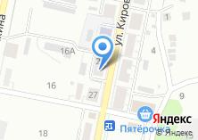 Компания «ИМЦ» на карте