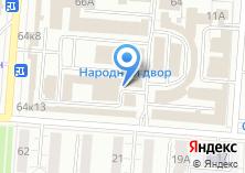 Компания «Магазин пиломатериалов» на карте