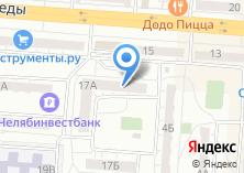 Компания «Подмосковье» на карте