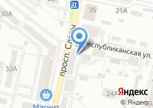 Компания «Каменный двор» на карте