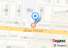 Компания «Челябинск-Восток-Сервис» на карте