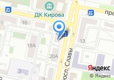 Компания «БелАЗ Комплект Сервис» на карте