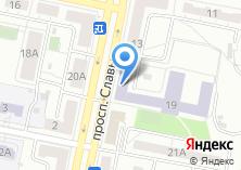 Компания «Банкомат Балтийский Банк» на карте