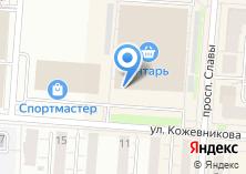 Компания «Империя инструмента» на карте