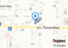 Компания «Строительный магазин» на карте
