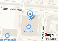 Компания «Электрика» на карте