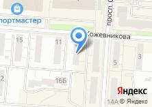 Компания «Магазин сантехники и электроинструмента» на карте