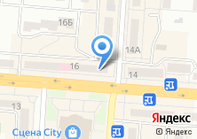 Компания «Областной аптечный склад» на карте