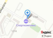 Компания «Сеть СДЮСШОР по боксу по Копейскому городскому округу» на карте
