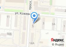 Компания «Электрик» на карте