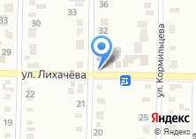 Компания «Гринлайт» на карте