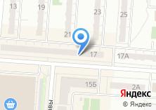 Компания «Магазин мебели и отделочных материалов» на карте