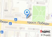 Компания «Sportcity74.ru» на карте