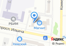 Компания «Годограф» на карте