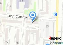 Компания «Копейск-ТРК» на карте