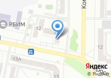 Компания «Аксиома-Урал» на карте