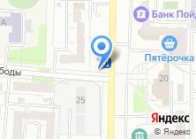 Компания «Сладкая роскошь» на карте
