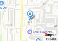 Компания «Компинф» на карте