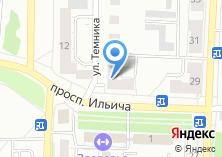 Компания «Архитектурно-планировочное бюро» на карте