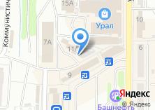 Компания «Скиф» на карте