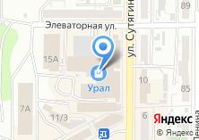 Компания «Копейск-клининг» на карте