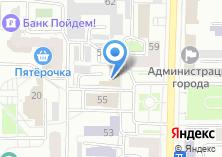 Компания «Россельхозбанк Челябинский филиал» на карте