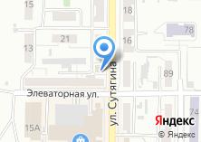 Компания «ОЧАГЪ» на карте