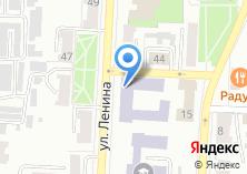 Компания «Копейский профессиональный техникум им. С.В. Хохрякова» на карте