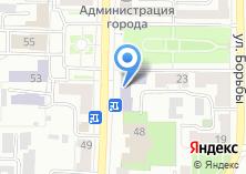 Компания «Региональный туристический центр» на карте
